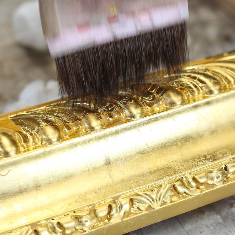 Curso de técnicas y restauración de dorado presencia: Servicios de ESCUELA TRINEL