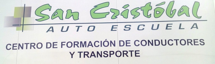 Formación Bonificada: CATÁLOGO de Autoescuela San Cristóbal