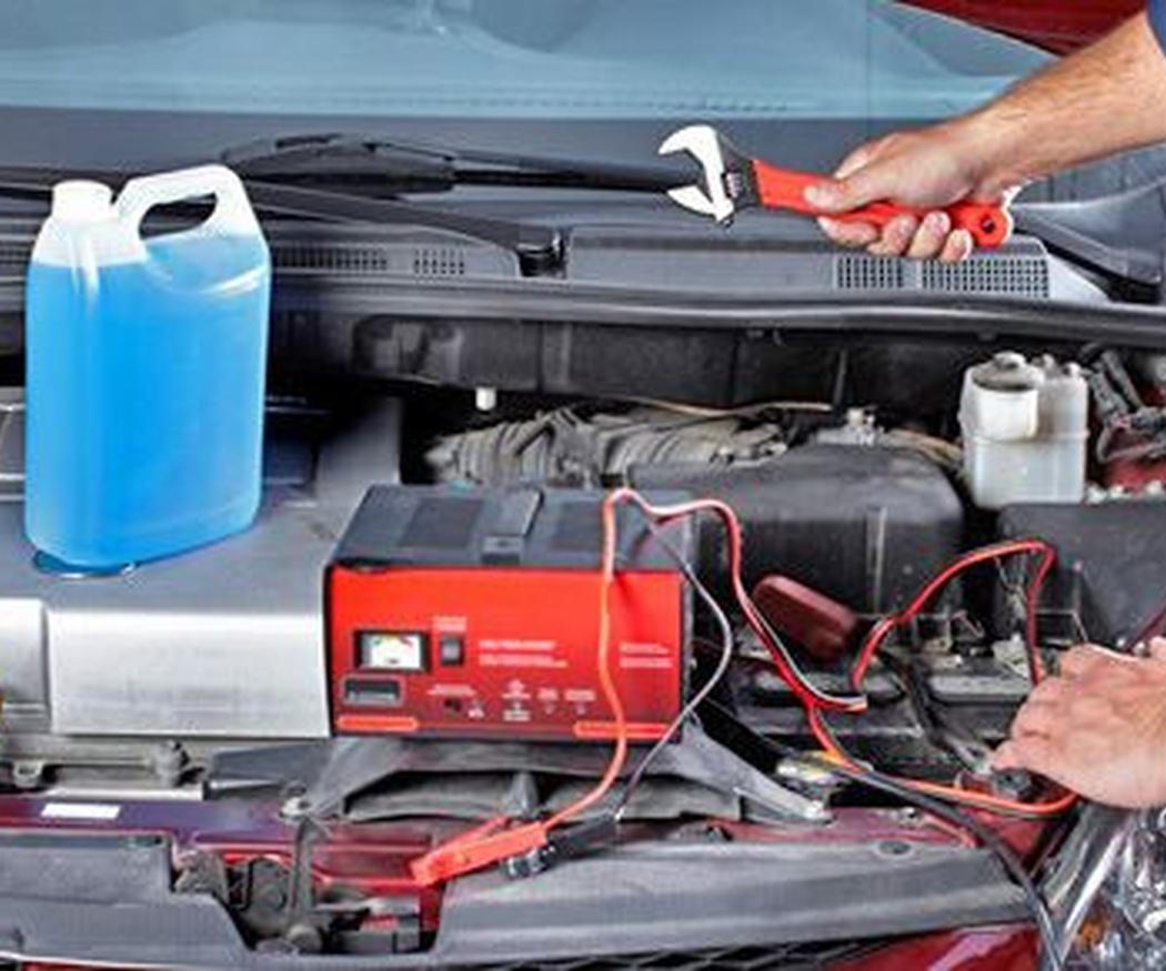 Recomendaciones para cuidar la batería del coche