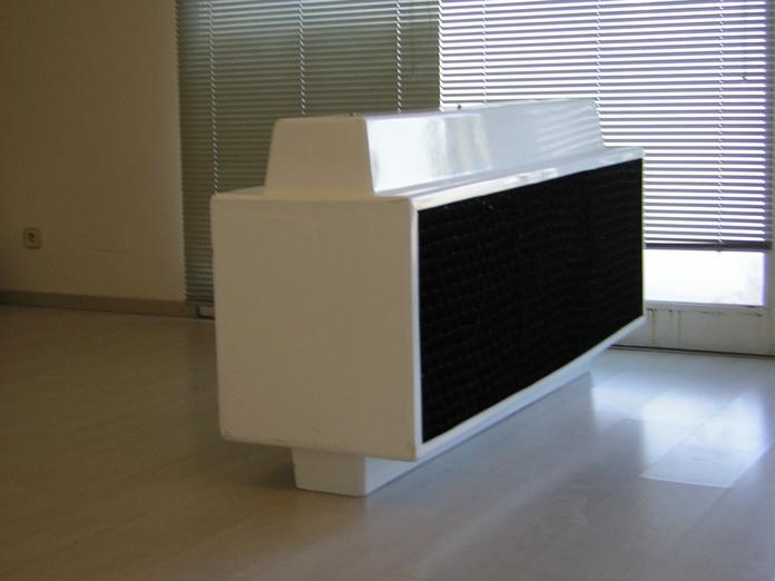 HUMIBAT F5 (Refrigeración Evaporativa)