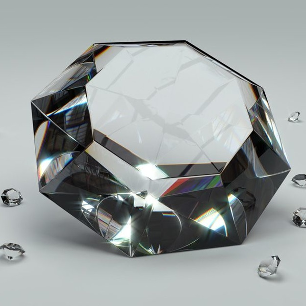 De onde vêm os diamantes