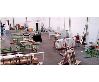 Puertas: Productos de Aluminios Martinez