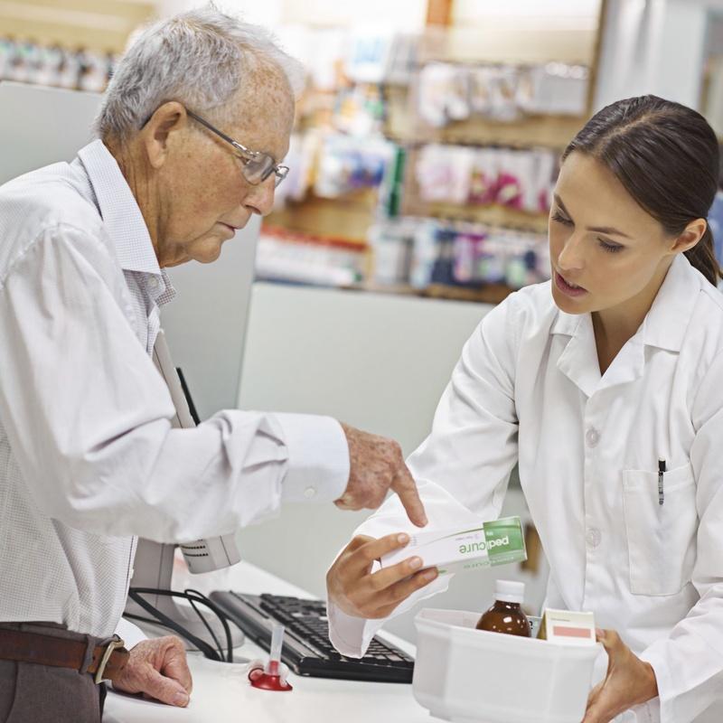 Atención geriátrica: Productos de Farmacia Pedroso
