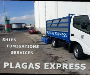 Ships Fumigations Services