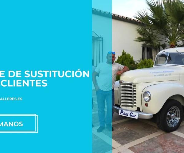 Reparación chapa y pintura en Málaga | Talleres Jimena
