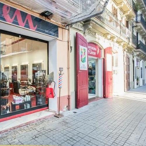 Barber shop Poblenou Barcelona