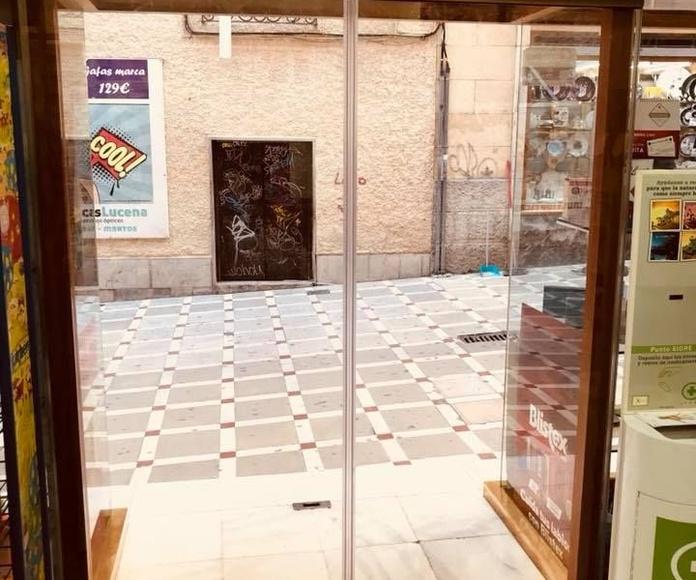 Puertas Automáticas de Cristal: Servicios de Automatismos Montidoor