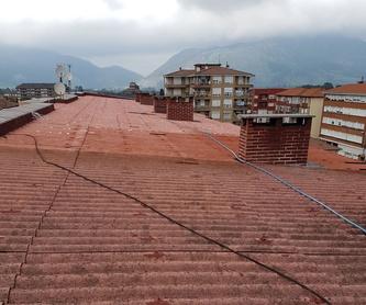 Humedades: Catálogo de Reformas y Construcciones J.A. Ortiz