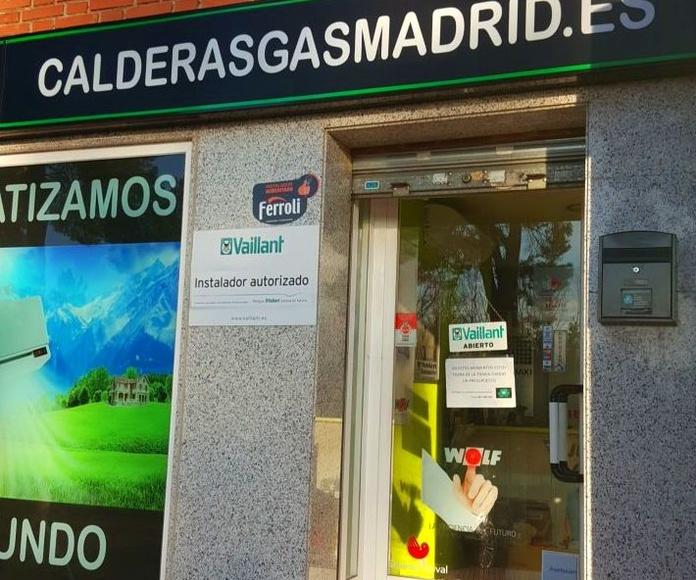 AIRE ACONDICIONADO EN ALCALA DE HENARES