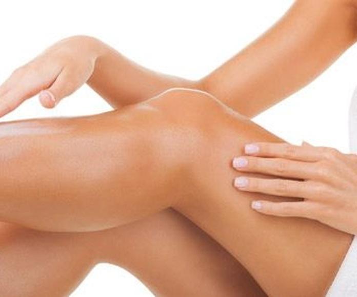 Tratamientos corporales: Servicios de AKJ Ibiza