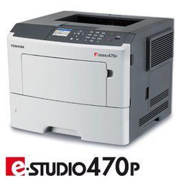 Impresora Modelo E-Studio 470 P: Productos de OFICuenca