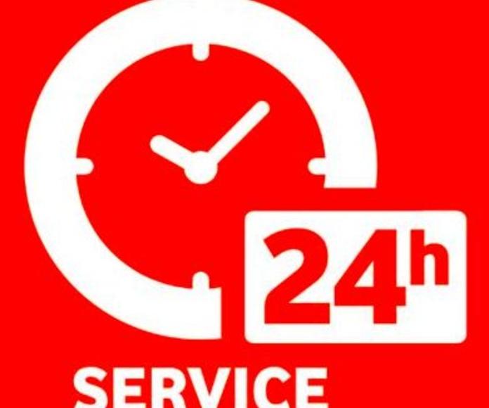 Urgencias 24h: Productos de Burdinsa Hierros