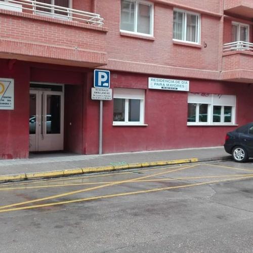 Centro de día en Zamora