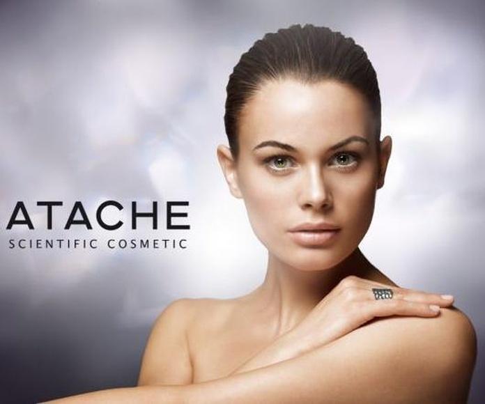 Atache nueva linea de cosmetica en Asia peluquería