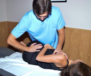Profesionales de la fisioterapia