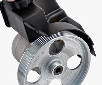 Turbos con válvula electrónica: Servicios de Diturauto