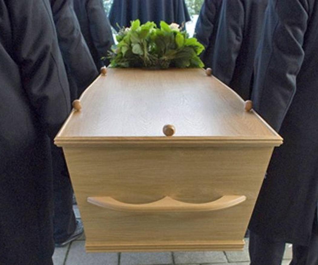 El protocolo en un funeral