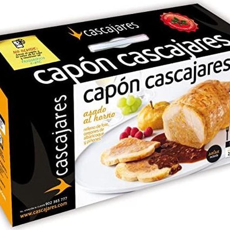 Productos Cocinados Cascajares (Palencia):  de Sergivan-Mar