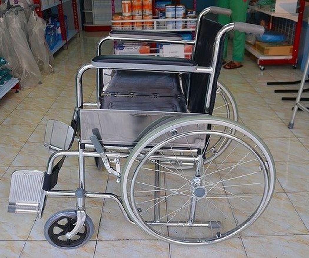 ¿Cómo escoger una silla de ruedas?
