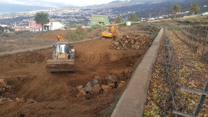 Excavaciones: Servicios de JGE Obras Civiles y de Edificación