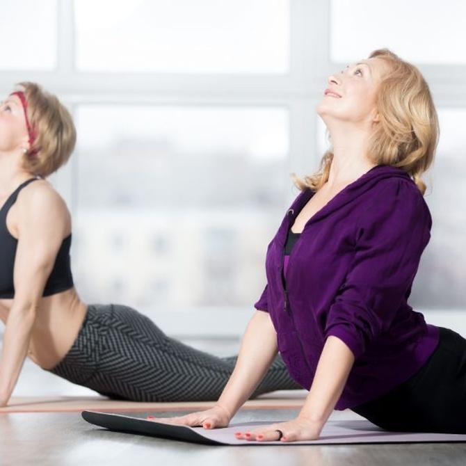 Pilates, yoga y la flexibilidad del cuerpo