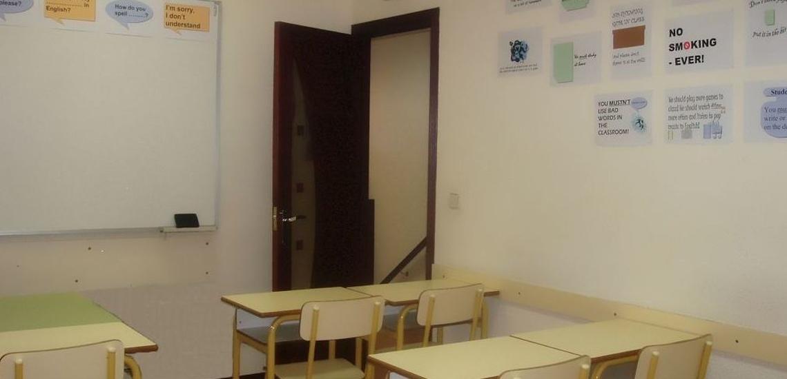 Oxford School of English preparación de SLP de inglés en Aluche, Madrid