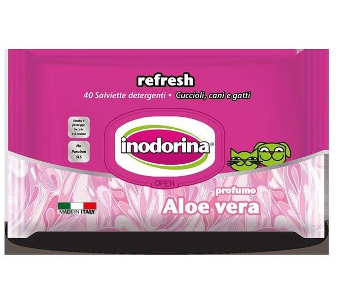 Toallitas Inodorina Aloe vera: Nuestros productos de Pienso Express