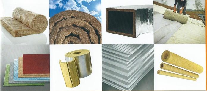 Gama lana mineral Knauf Insulation
