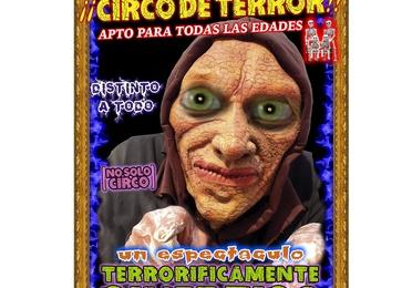 Circo Del Terror Familiar