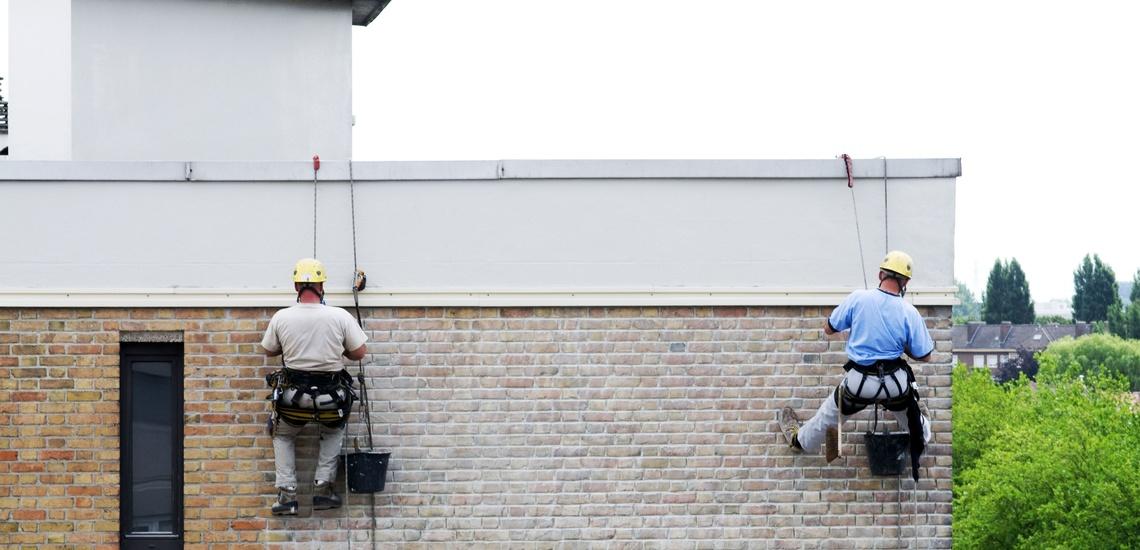Rehabilitación de edificios en Fuenlabrada