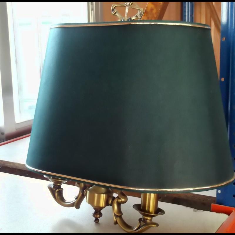 LAMPARA TECHO TULIPA VERDE: Catálogo de Autodesguaces De Blas