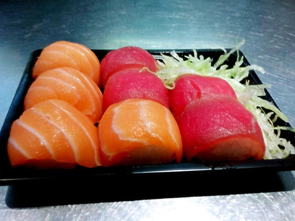 62. MENU 2: Carta de Sushi King Restaurante