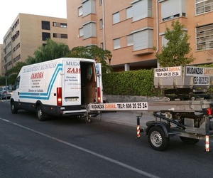 Empresa de mudanzas Alcala de Henares