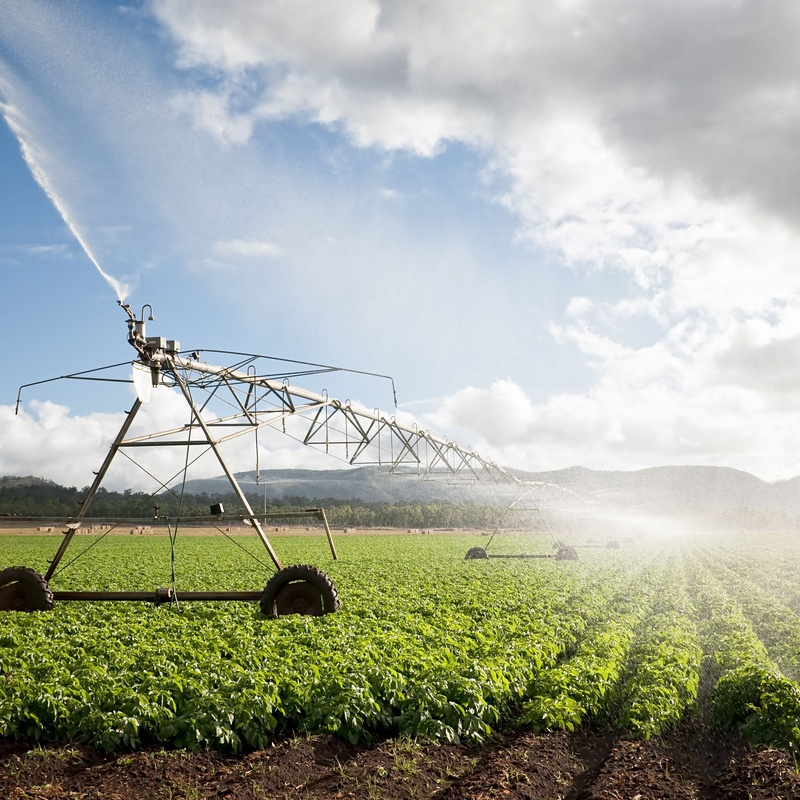 Riego agrícola: Servicios de Farcav Renovables