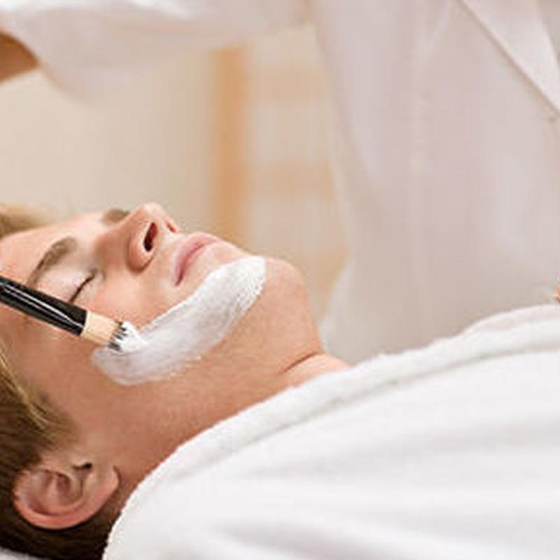 Estética masculina: Servicios y Tratamientos de Neodermal Marbella