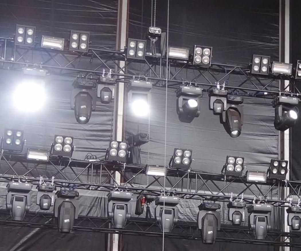5 consejos para la iluminación de espectáculos