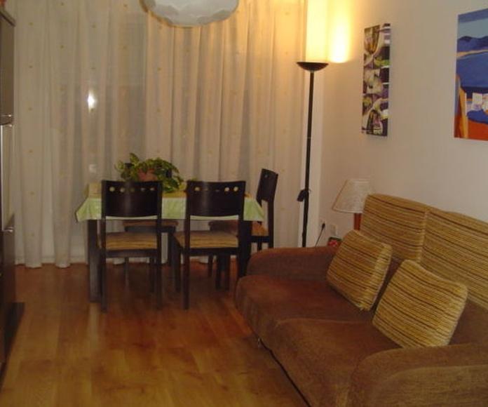 Martín el Humano nº 22, barrio Oliver, 2 dormitorios, garaje incluido: Inmuebles de Fincas Goya