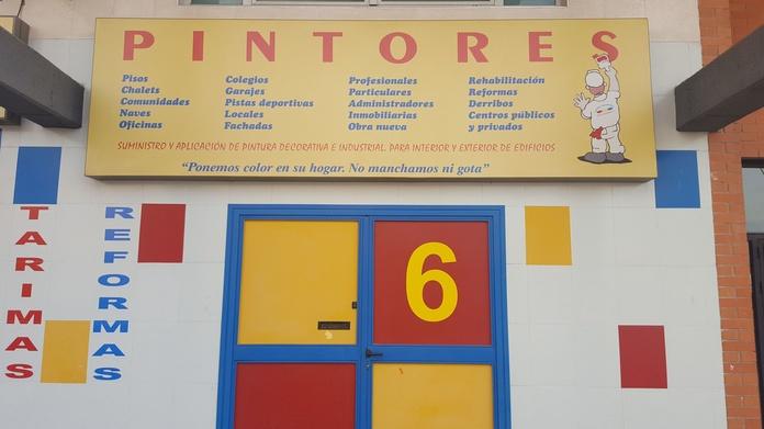 SOMOS PINTORES