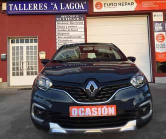 Renault Kangoo 1.5DCI 75CV doble puerta lateral:  de Ocasión A Lagoa