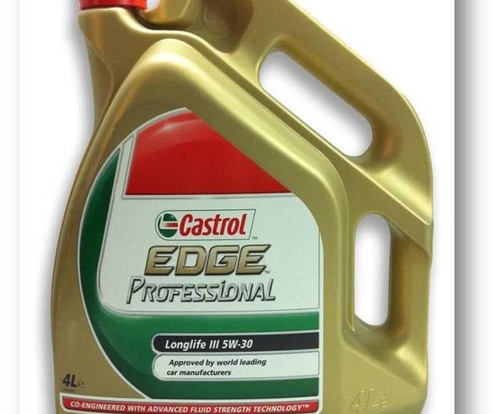 Aceite de Motor Castrol 5w30  4L: Catálogo de Autodesguaces De Blas