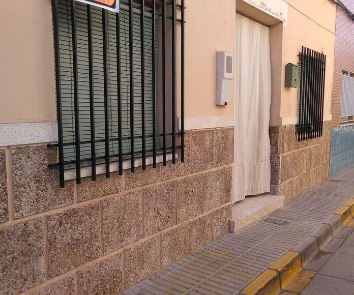Venta de Casa en calle Fiscal: Inmuebles de Inmobiliaria Minerva