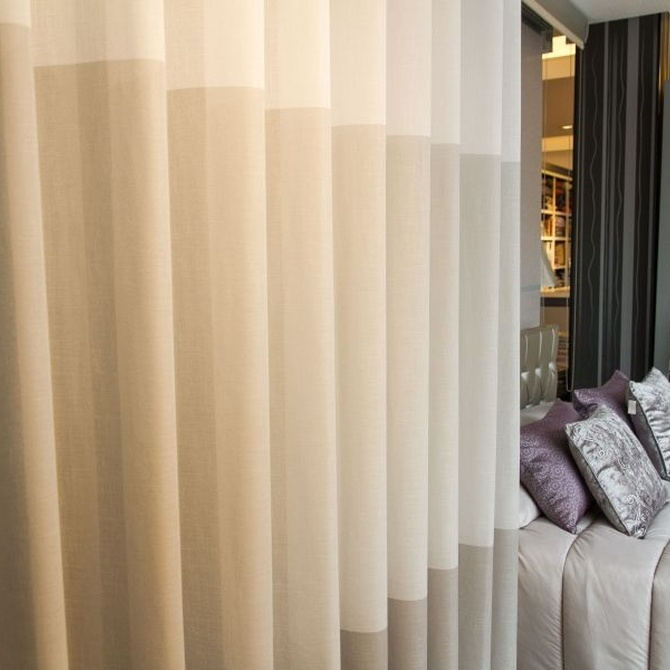 Una breve historia sobre las cortinas