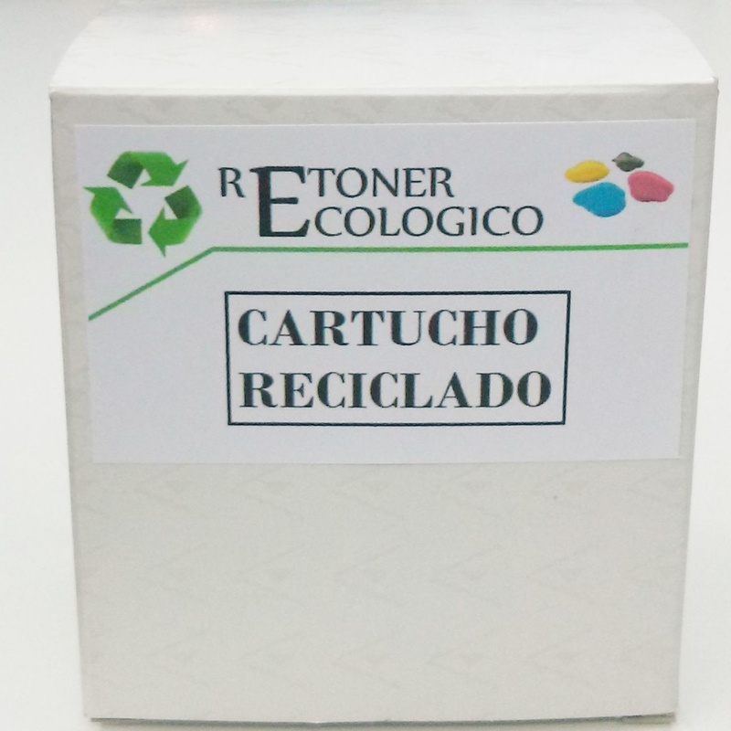 CARTUCHO HP 301 NEGRO: Catálogo de Retóner Ecológico, S.C.