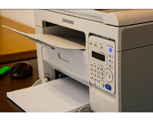 Fotocopias y fax