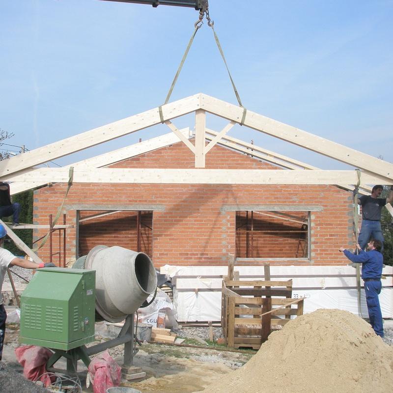 Viviendas unifamiliares: Servicios de Consma Construcciones