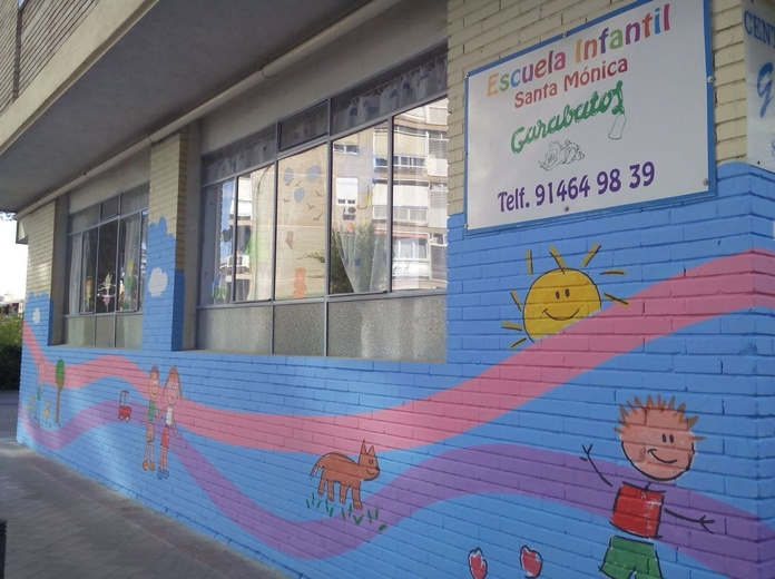 Aprender inglés desde la escuela infantil: Servicios of Santa Mónica - Garabatos