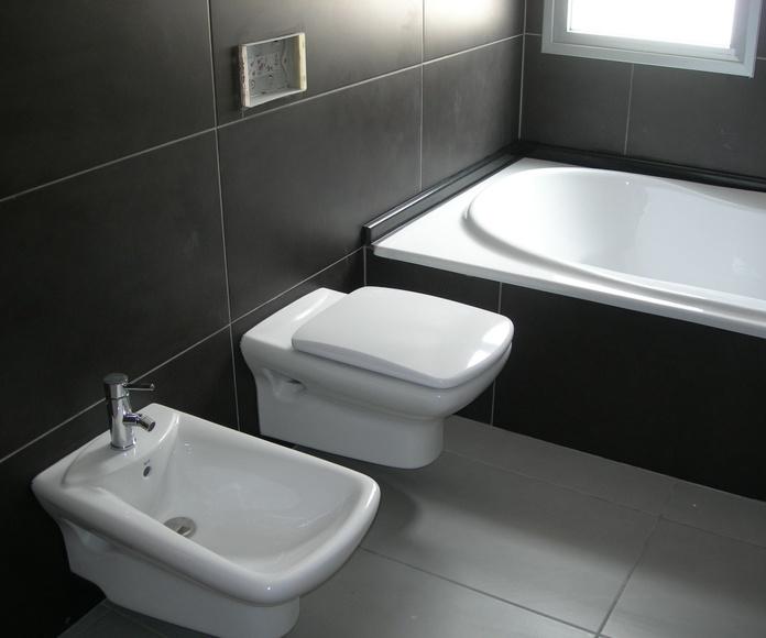 Reformas de baños y cocinas: Servicios de Jegonsa Construcciones