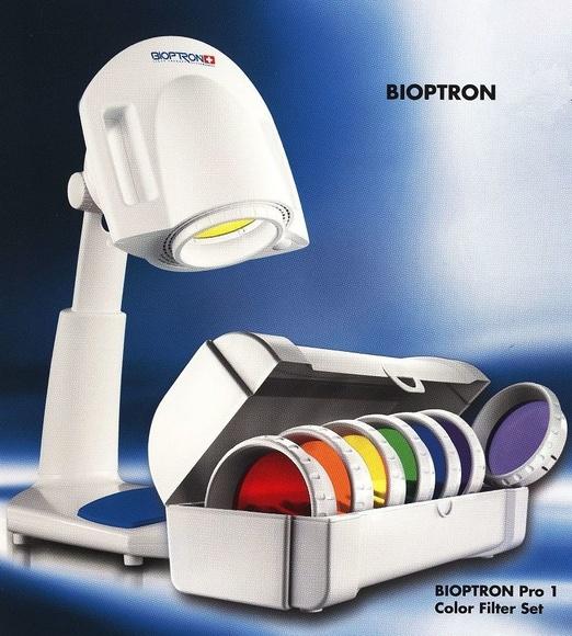 Bioptron tratamiento del dolor, heridas y ulceras...