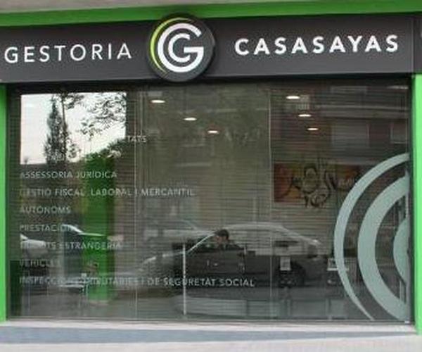 Gestoría Casasayas, Manresa