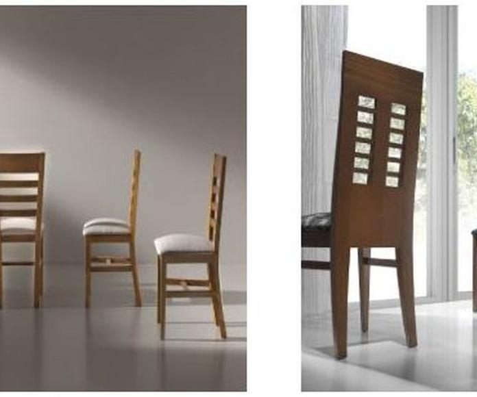 Sillas: Catálogo de Muebles Moragas